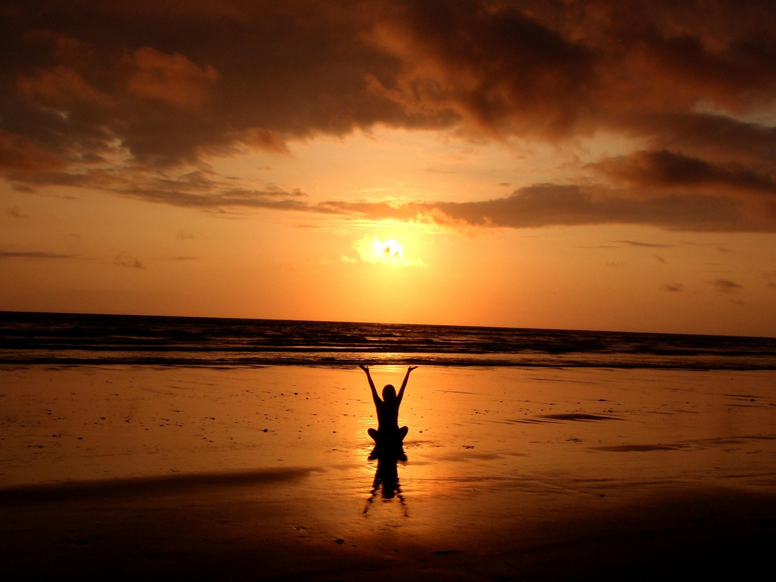 Sonido del mar para relajación